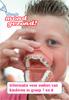 Hou je mond gezond! Informatie voor ouders van kinderen in groep 7 en 8